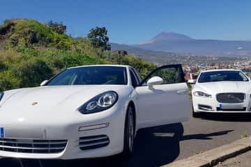 Coches de lujo | Eventos Tenerife | Grupo Adya