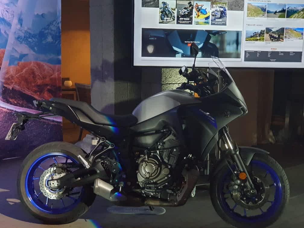 Yamaha Tracer 700 2020   Grupo Adya