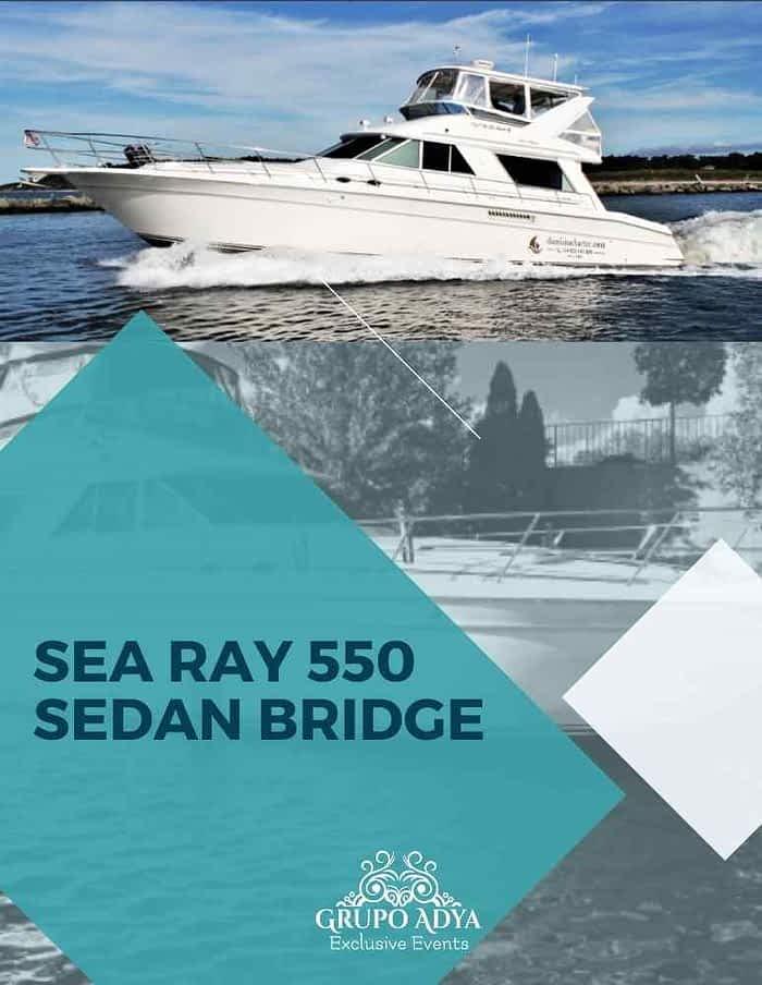 Barco de lujo | Grupo Adya | Servicio exclusivo