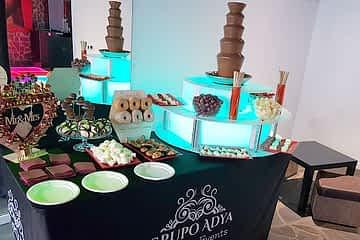 Fuentes de chocolate | Eventos en Tenerife | Grupo Adya