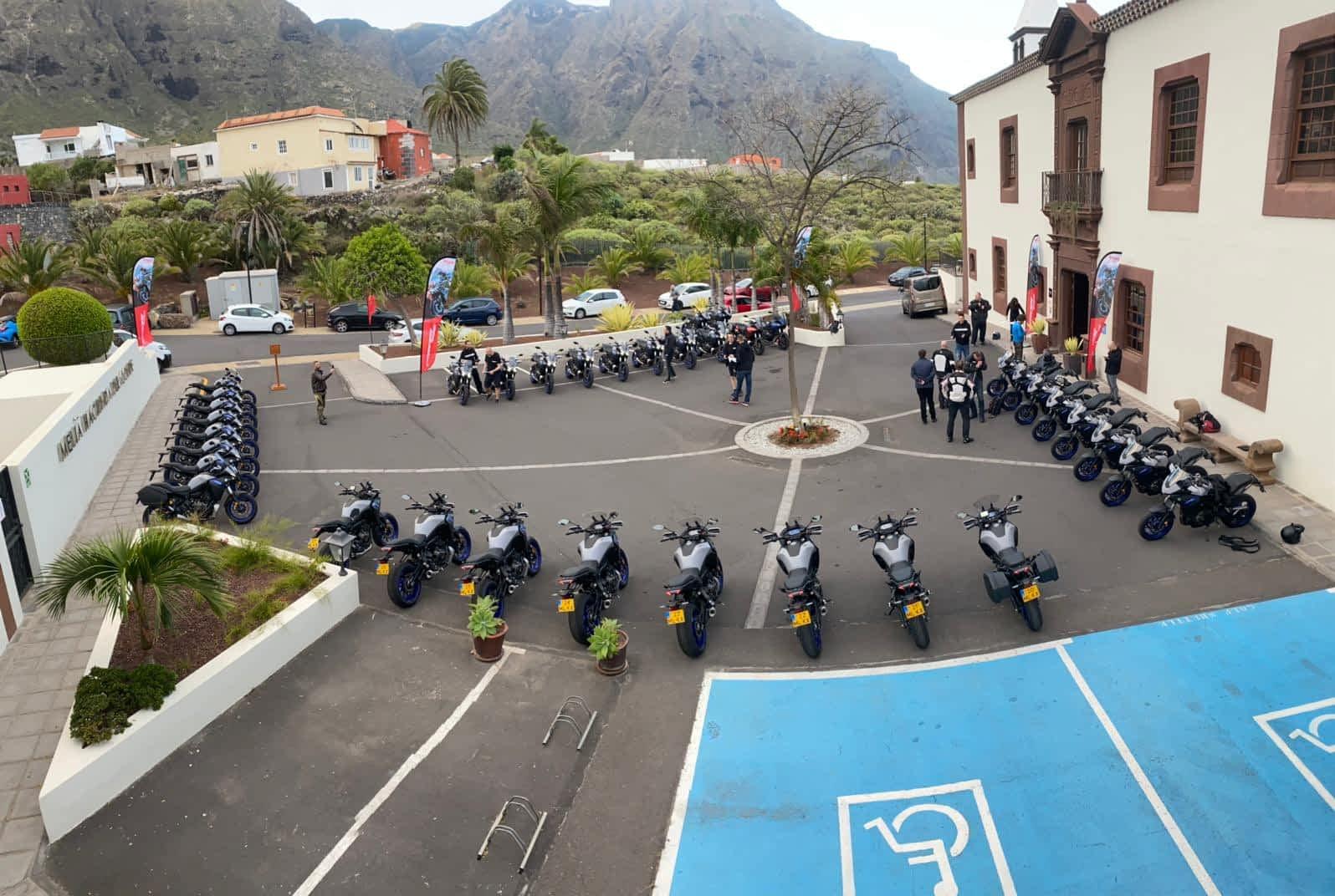 Evento Yamaha Tenerife   Grupo Adya