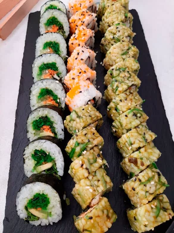 Sushi Show Cooking | Grupo Adya