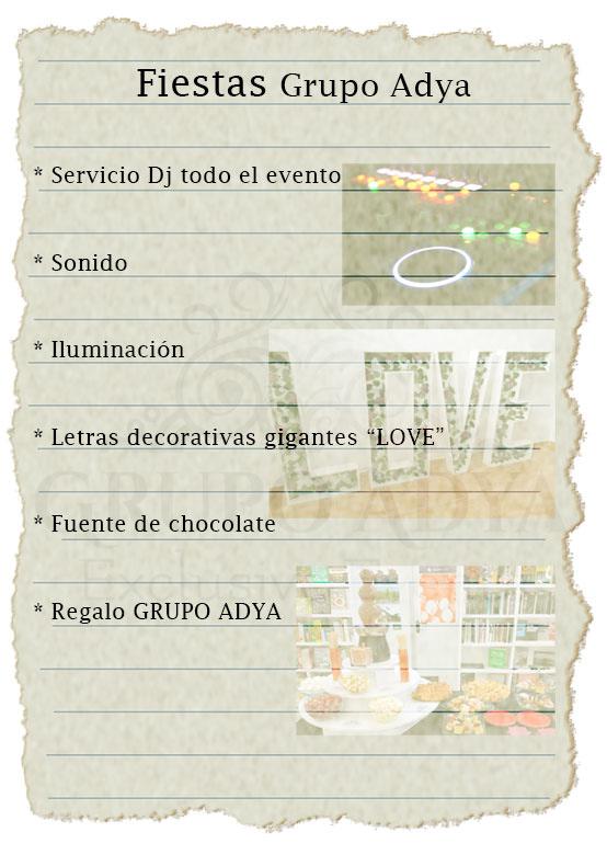 Fiestas | Grupo Adya | Tenerife