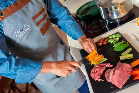 Chef a domicilio | Servicios Grupo Adya