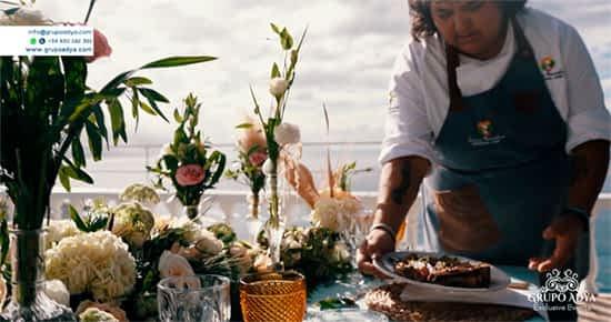 Chef personal | Grupo adya | Eventos privados